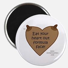 EatYourHeartOut DC Magnet
