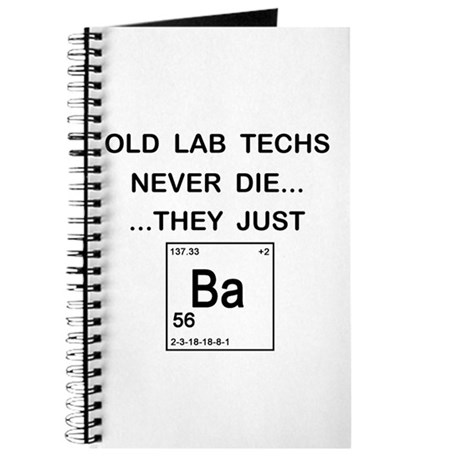 Old Lab Techs Journal