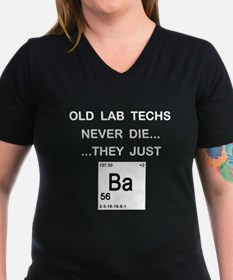Old Lab Techs Shirt