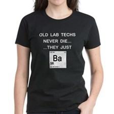 Old Lab Techs Tee