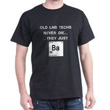 Old Lab Techs T-Shirt