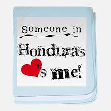 Honduras Loves Me Infant Blanket
