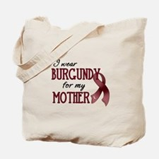 Wear Burgundy - Mother Tote Bag