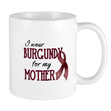 Wear Burgundy - Mother Mug