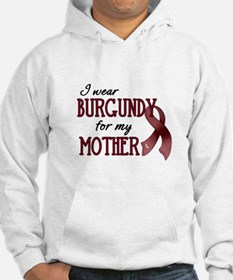 Wear Burgundy - Mother Hoodie