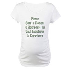 Vast Knowledge Shirt