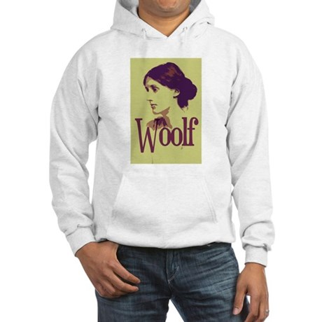 Virginia Woolf Hooded Sweatshirt