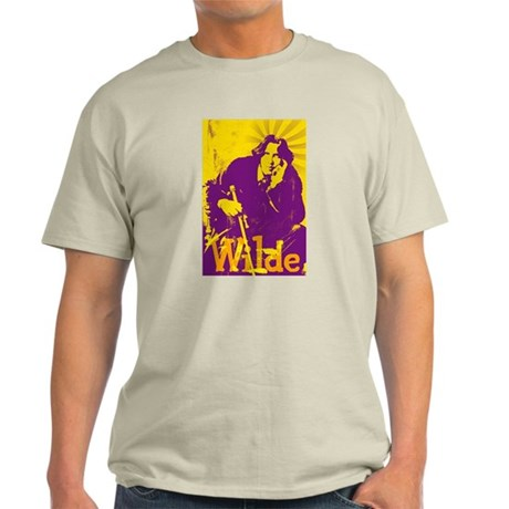 Oscar Wilde Light T-Shirt
