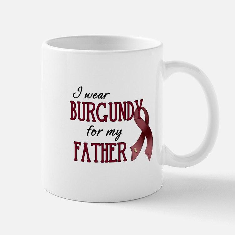 Wear Burgundy - Father Mug