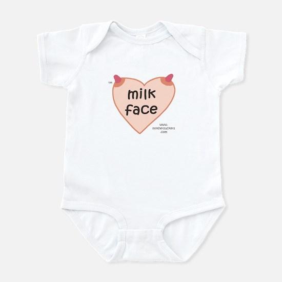 milkface LC Infant Bodysuit