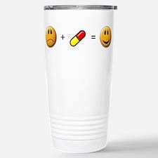 Cool Xanax Travel Mug