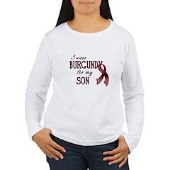 Wear Burgundy - Son T-Shirt