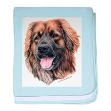 Leonberger Infant Blanket