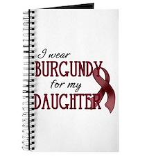 Wear Burgundy - Daughter Journal
