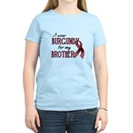 Wear Burgundy - Brother Women's Light T-Shirt