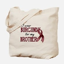 Wear Burgundy - Brother Tote Bag