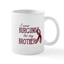 Wear Burgundy - Brother Mug