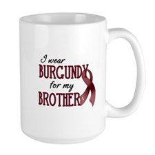 Wear Burgundy - Brother Mug