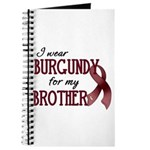 Wear Burgundy - Brother Journal