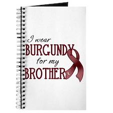 Wear Burgundy - Brother Journal
