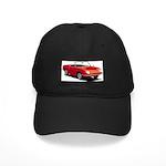 Fiat 850 Spider Black Cap