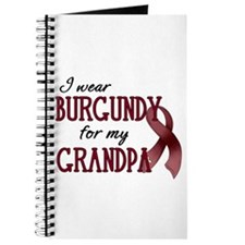 Wear Burgundy - Grandpa Journal