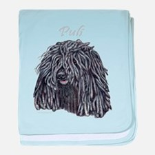 Puli Infant Blanket