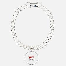 Awesome Since 1923 Birth Bracelet