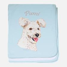 Pumi Infant Blanket