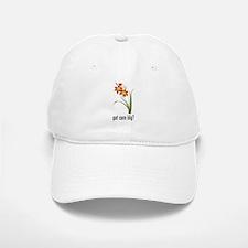 Corn Lily Baseball Baseball Cap