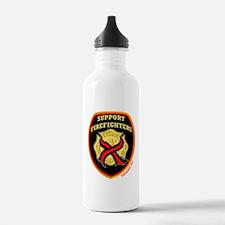 ThinRedLine SupportFirefighte Water Bottle