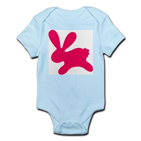 Rabbit P Infant Creeper
