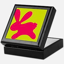 Rabbit P Keepsake Box