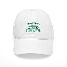 Property of a Irish Firefighter Baseball Cap
