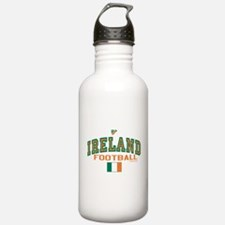Ireland Football/Soccer Water Bottle