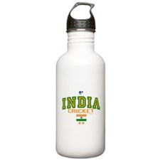 IN India Indian Cricket Water Bottle
