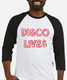 Disco Lives Baseball Jersey