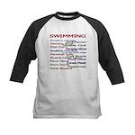Terminology Kids Baseball Jersey