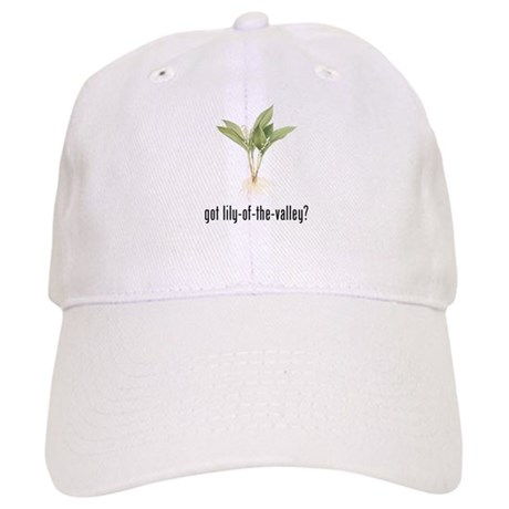 Lily of the Valley Cap