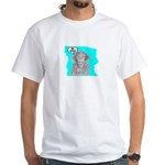 BE MINE (MIXED EMOTIONS) White T-Shirt