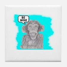 BE MINE (MIXED EMOTIONS) Tile Coaster