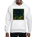 Japan Fractal Hooded Sweatshirt