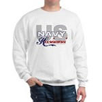 US Navy Husband Sweatshirt