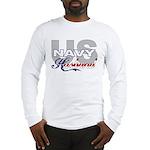 US Navy Husband Long Sleeve T-Shirt