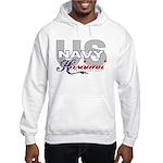 US Navy Husband Hooded Sweatshirt