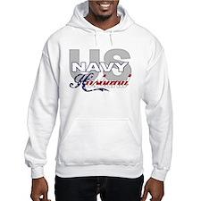 US Navy Husband Hoodie
