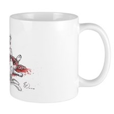 Zombie Squirrel Mug