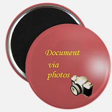 Document via photos Magnet
