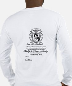 Unique Rally to restore sanity Long Sleeve T-Shirt