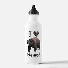 Helaine's American Black Bear Water Bottle